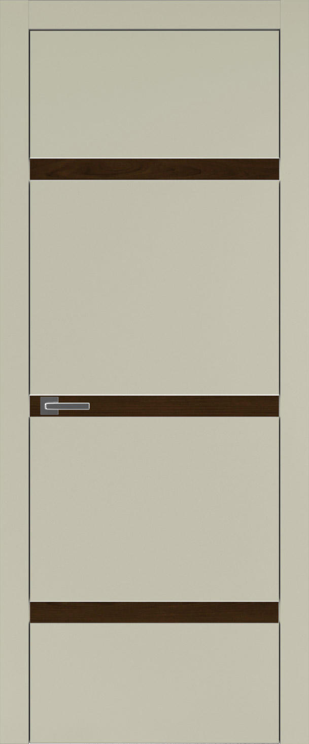 Tivoli Г-4 цвет - Серо-оливковая эмаль (RAL 7032) Без стекла (ДГ)