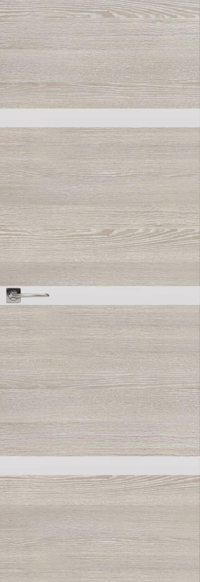 Tivoli Г-4 Invisible цвет - Серый дуб Без стекла (ДГ)