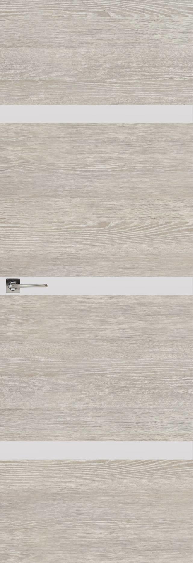Tivoli Г-4 Невидимка цвет - Серый дуб Без стекла (ДГ)