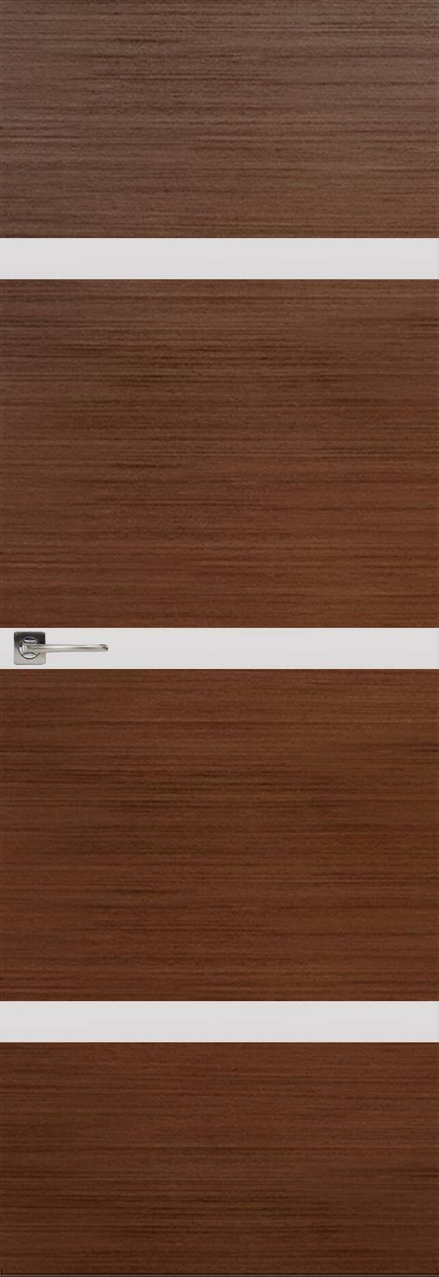 Tivoli Г-4 Invisible цвет - Темный орех Без стекла (ДГ)