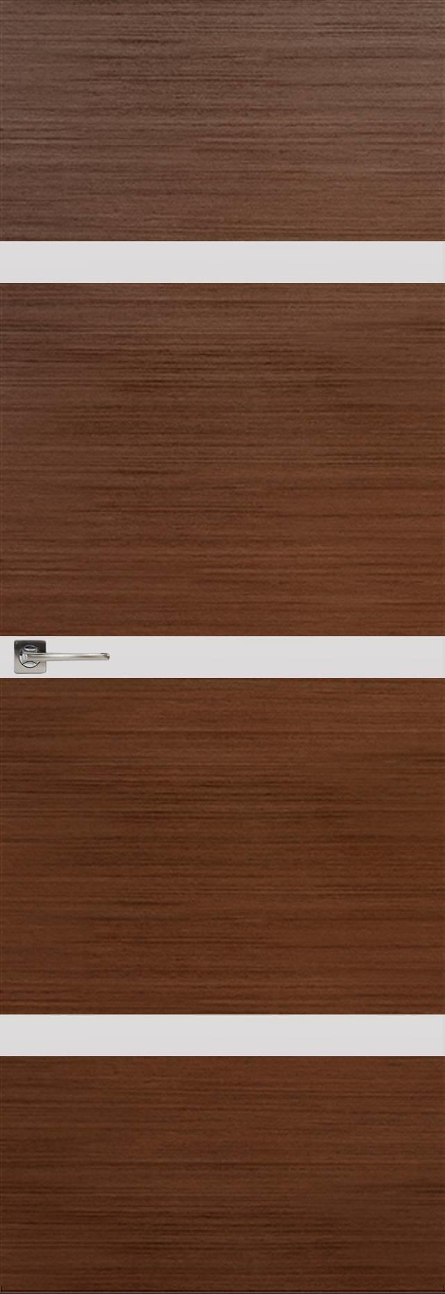 Tivoli Г-4 Невидимка цвет - Темный орех Без стекла (ДГ)