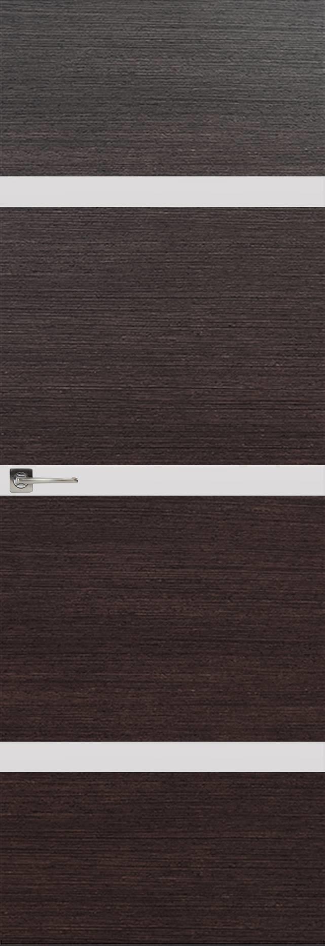 Tivoli Г-4 Invisible цвет - Венге Шоколад Без стекла (ДГ)