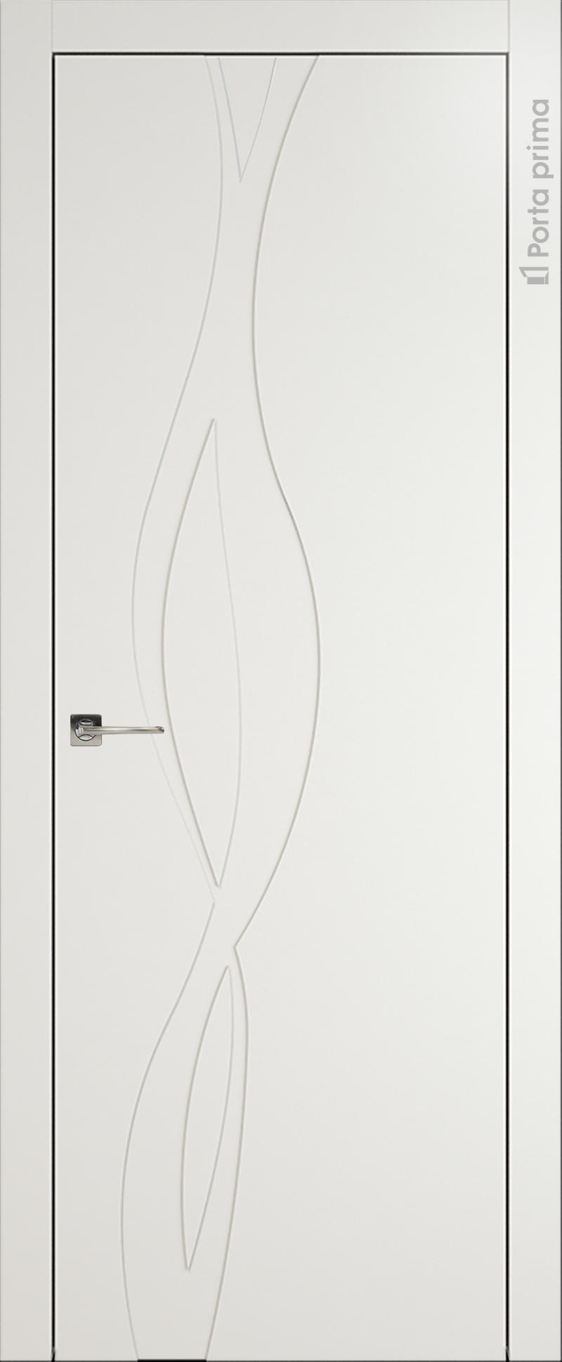 Tivoli Г-5 цвет - Бежевая эмаль (RAL 9010) Без стекла (ДГ)