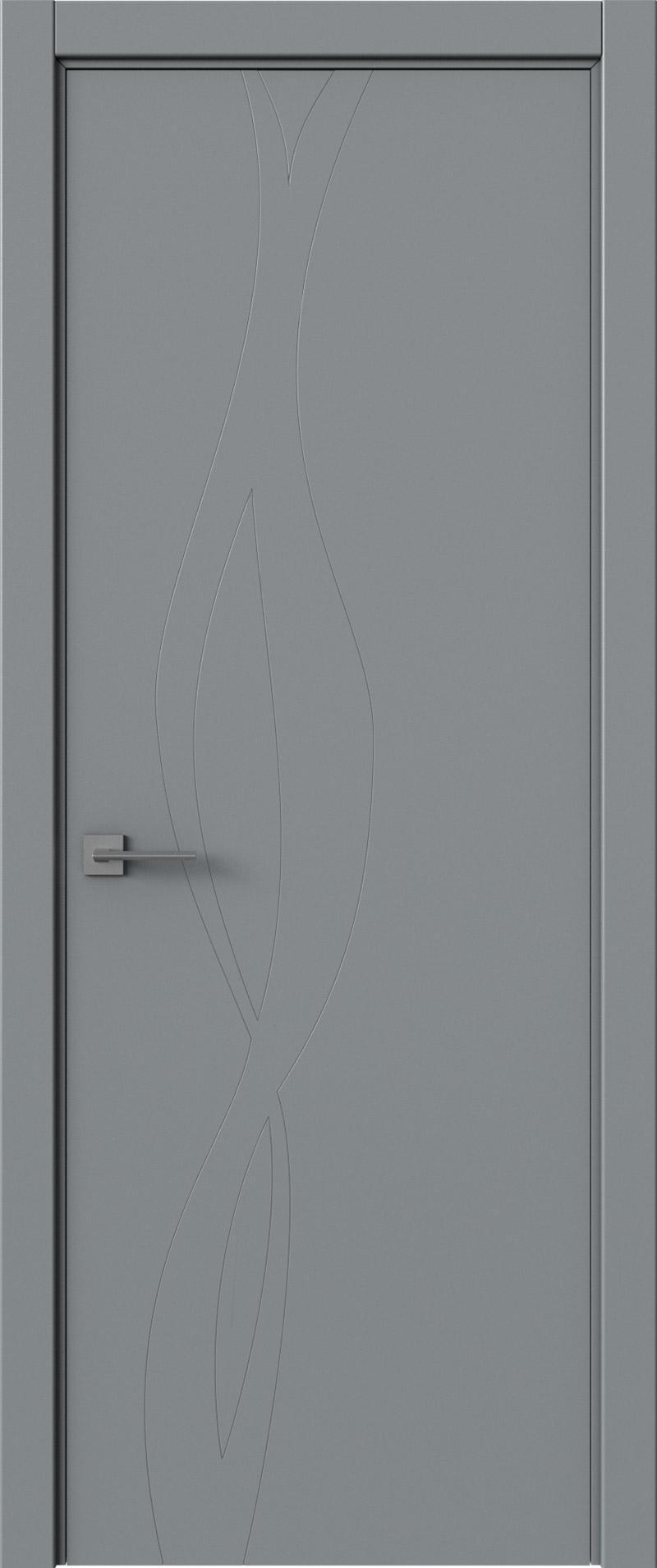 Tivoli Г-5 цвет - Серебристо-серая эмаль (RAL 7045) Без стекла (ДГ)