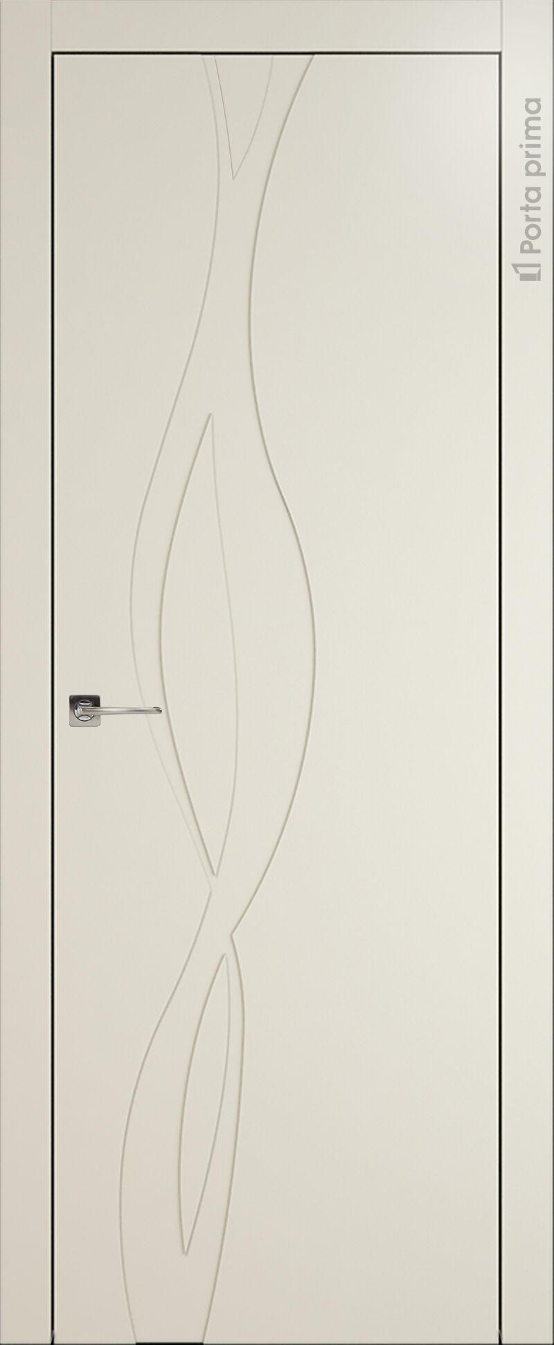 Tivoli Г-5 цвет - Жемчужная эмаль (RAL 1013) Без стекла (ДГ)