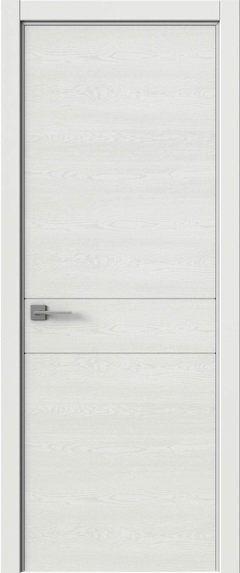 Tivoli И-2 цвет - Белая эмаль по шпону (RAL 9003) Без стекла (ДГ)