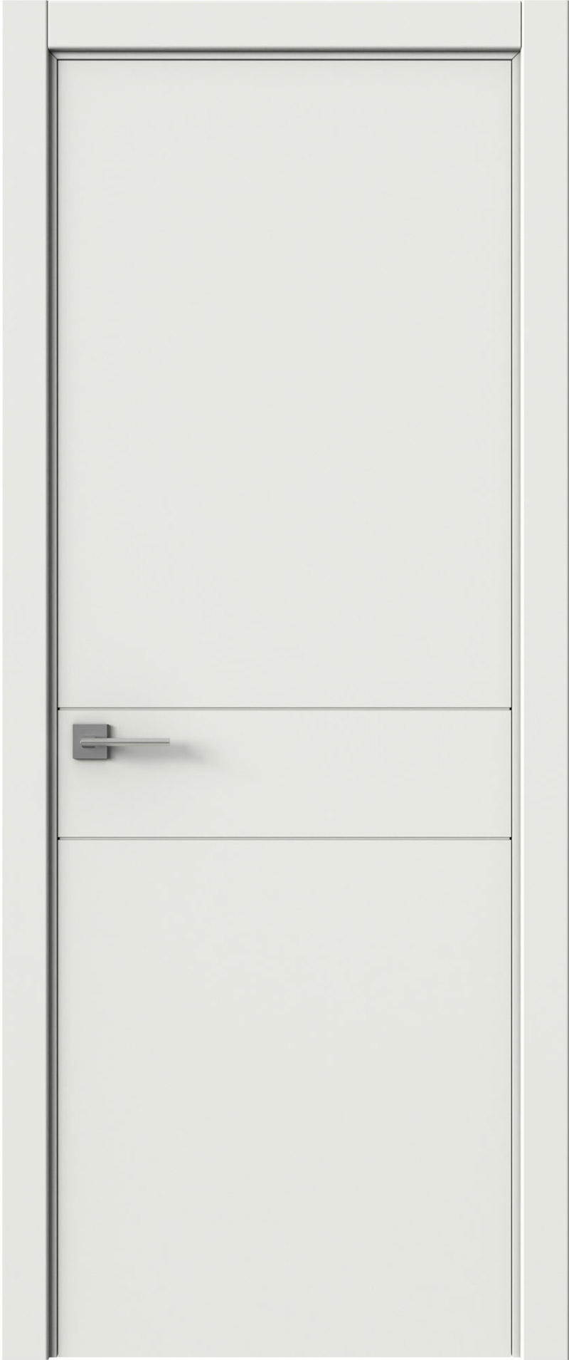 Tivoli И-2 цвет - Белая эмаль (RAL 9003) Без стекла (ДГ)