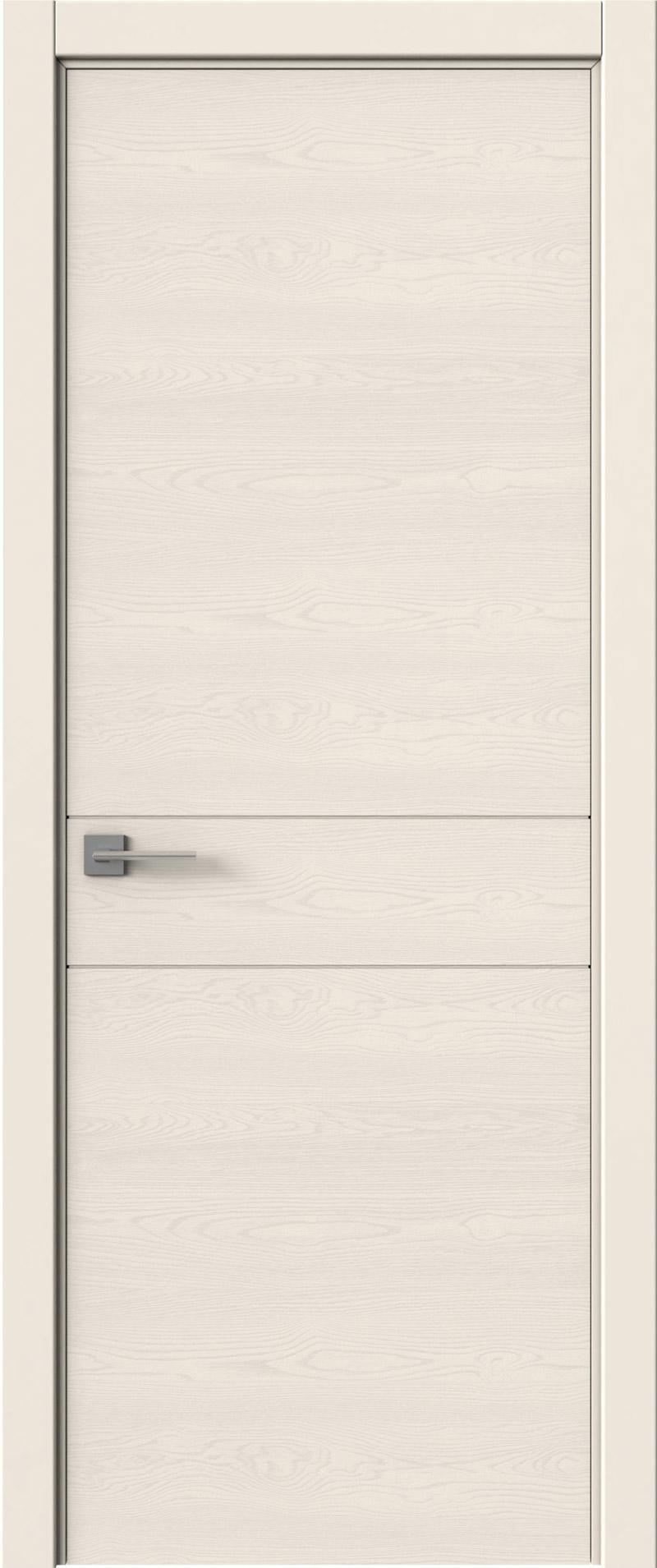 Tivoli И-2 цвет - Бежевая эмаль по шпону (RAL 9010) Без стекла (ДГ)