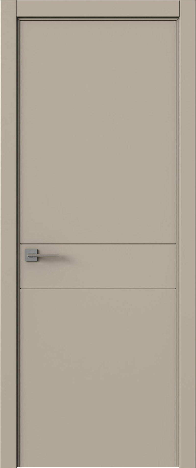 Tivoli И-2 цвет - Серо-оливковая эмаль (RAL 7032) Без стекла (ДГ)