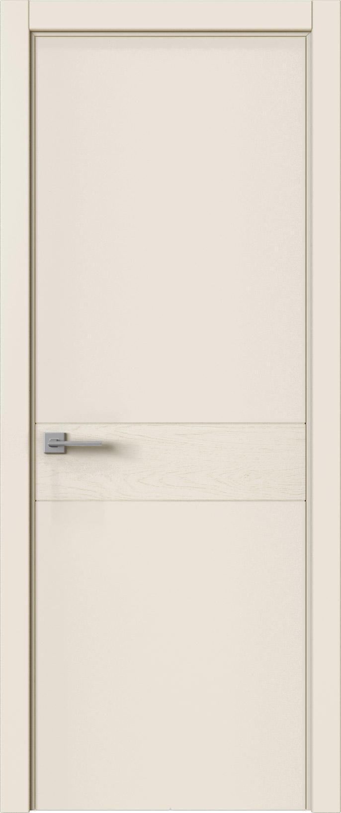 Tivoli И-2 цвет - Жемчужная эмаль-эмаль по шпону (RAL 1013) Без стекла (ДГ)