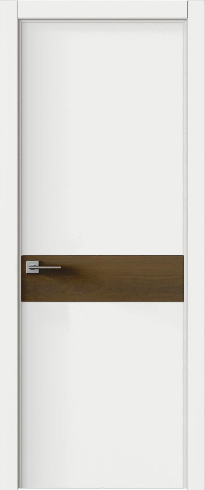 Tivoli И-4 цвет - Белая эмаль (RAL 9003) Без стекла (ДГ)