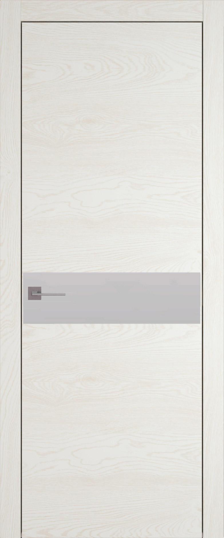 Tivoli И-4 цвет - Белый ясень (nano-flex) Без стекла (ДГ)