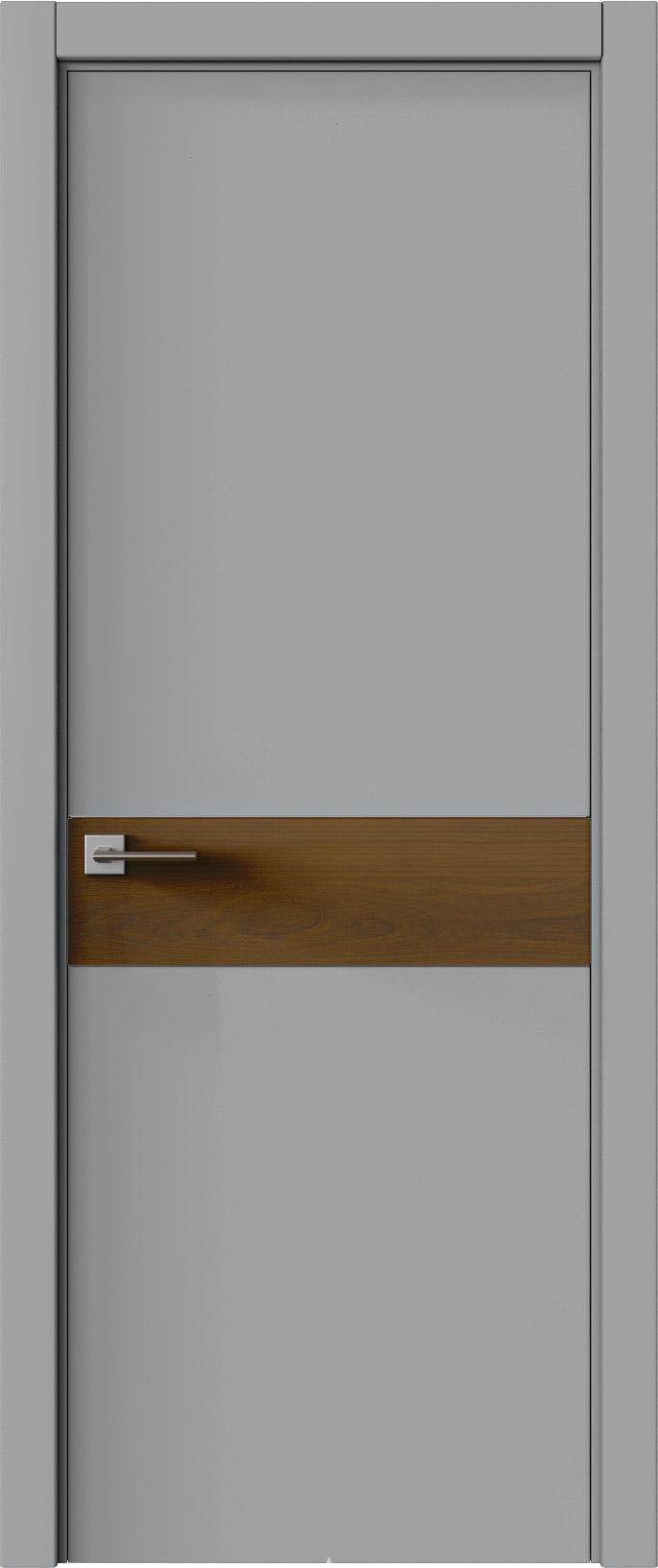 Tivoli И-4 цвет - Серебристо-серая эмаль (RAL 7045) Без стекла (ДГ)