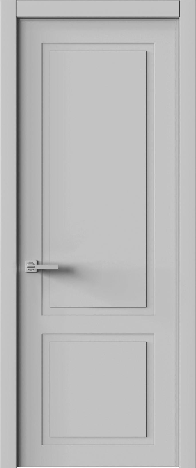 Tivoli И-5 цвет - Серая эмаль (RAL 7047) Без стекла (ДГ)