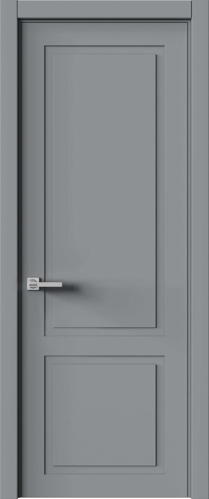 Tivoli И-5 цвет - Серебристо-серая эмаль (RAL 7045) Без стекла (ДГ)