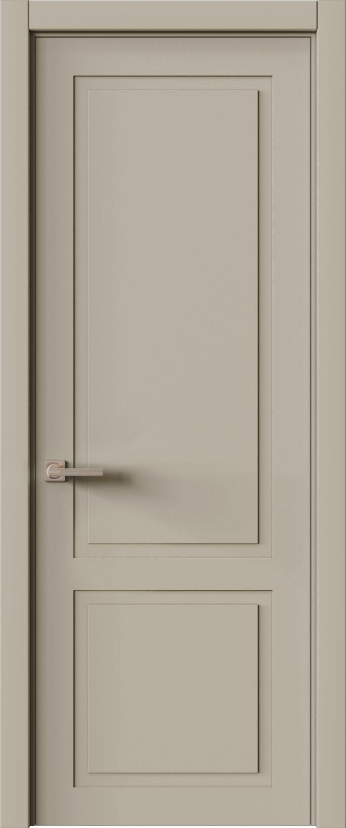 Tivoli И-5 цвет - Серо-оливковая эмаль (RAL 7032) Без стекла (ДГ)