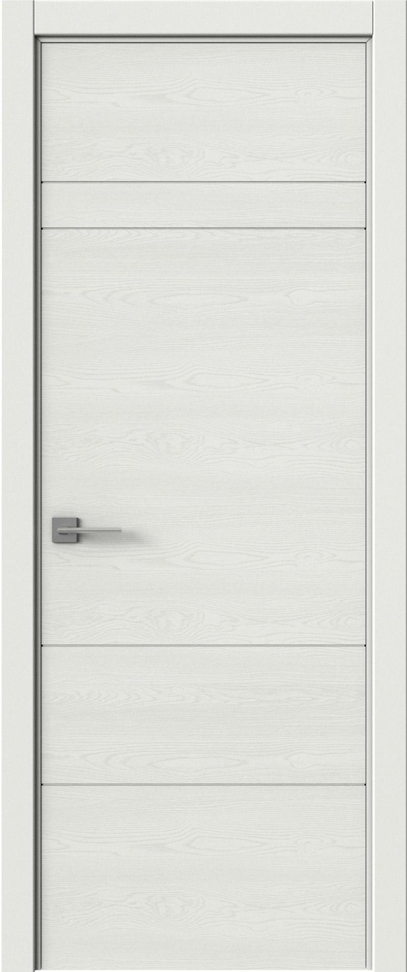Tivoli К-2 цвет - Белая эмаль по шпону (RAL 9003) Без стекла (ДГ)