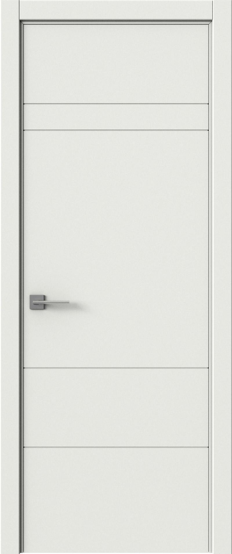 Tivoli К-2 цвет - Белая эмаль (RAL 9003) Без стекла (ДГ)