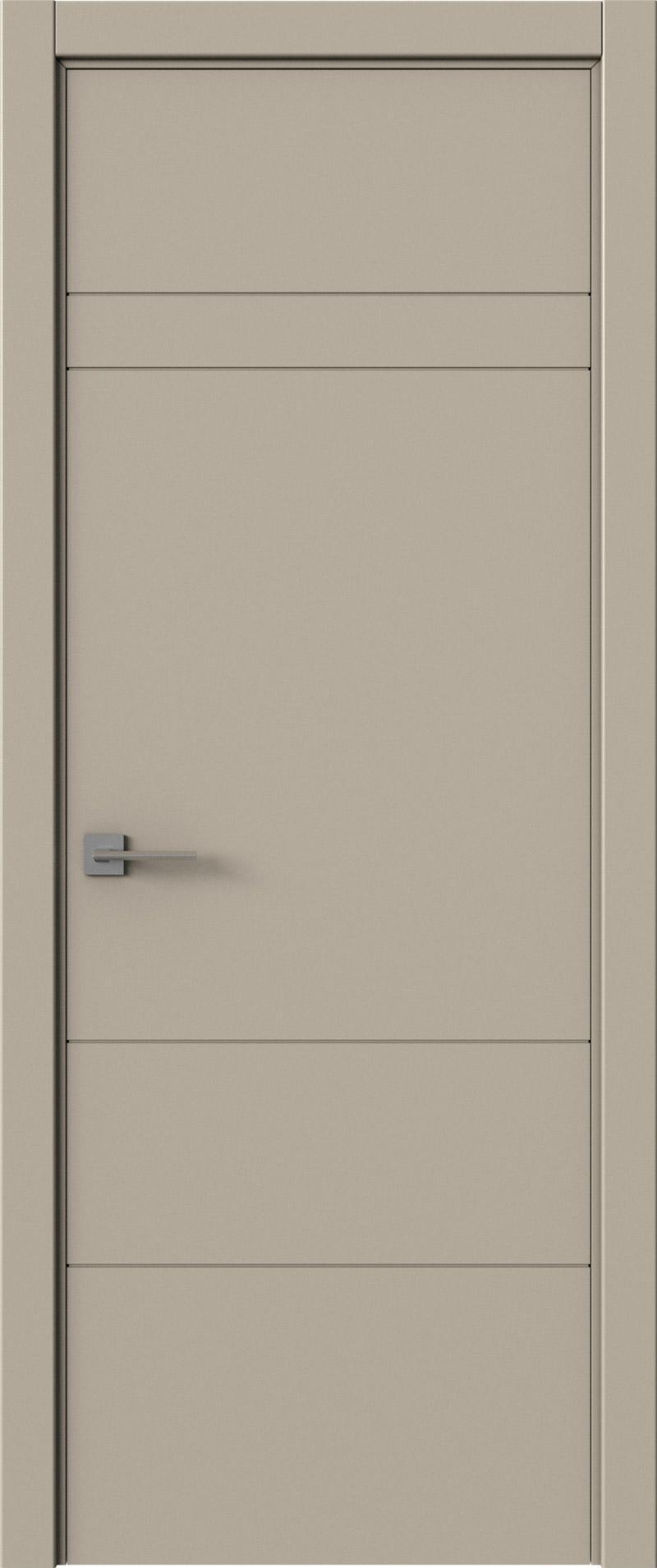 Tivoli К-2 цвет - Серо-оливковая эмаль (RAL 7032) Без стекла (ДГ)