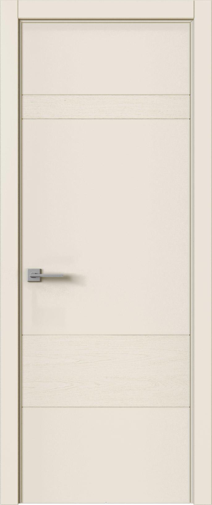 Tivoli К-2 цвет - Жемчужная эмаль-эмаль по шпону (RAL 1013) Без стекла (ДГ)