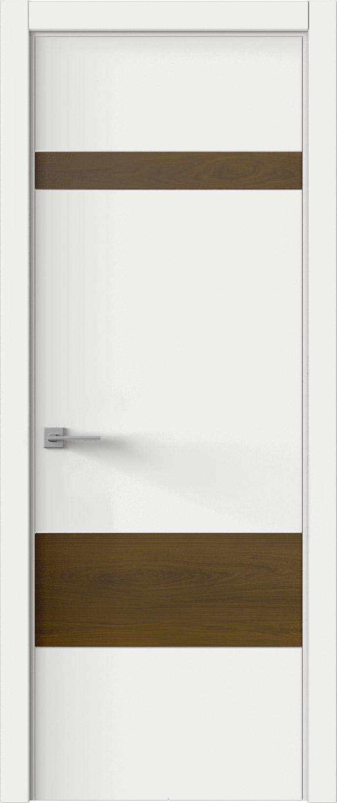 Tivoli К-4 цвет - Белая эмаль (RAL 9003) Без стекла (ДГ)