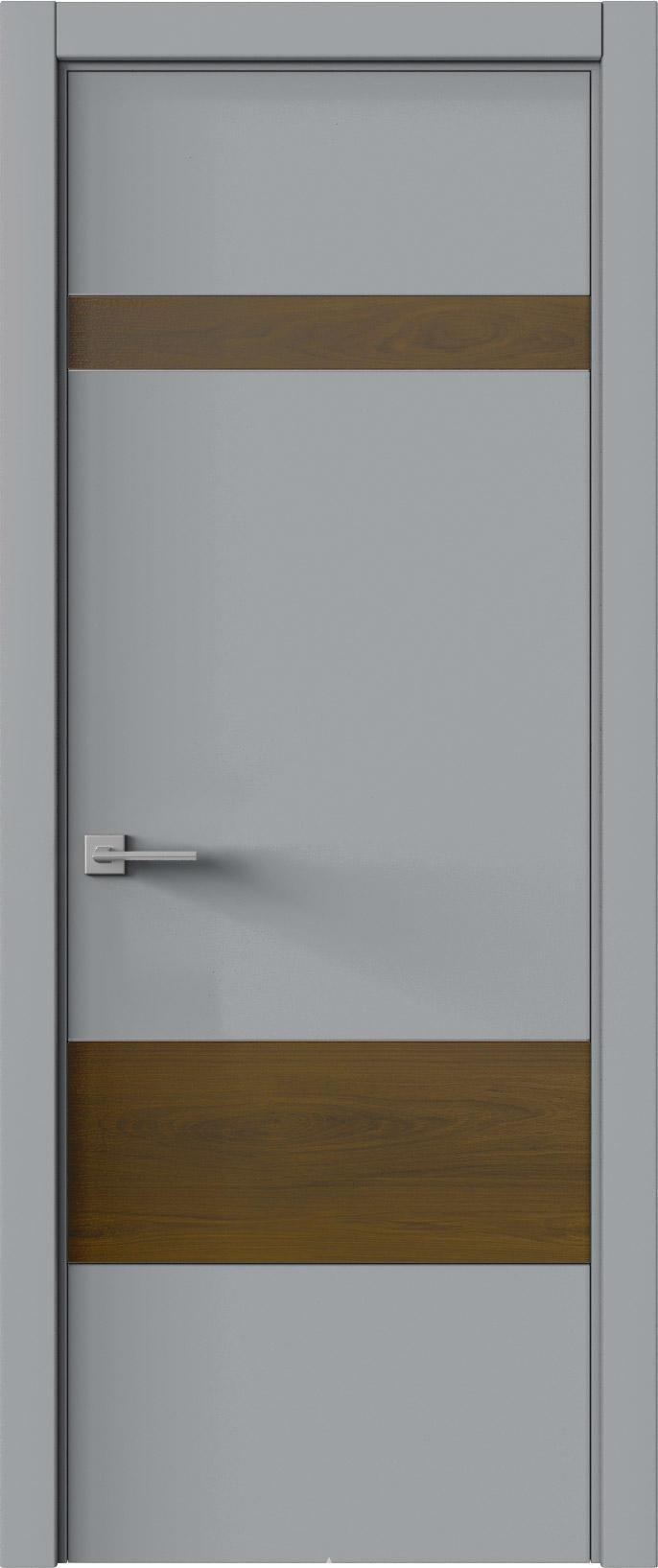 Tivoli К-4 цвет - Серебристо-серая эмаль (RAL 7045) Без стекла (ДГ)