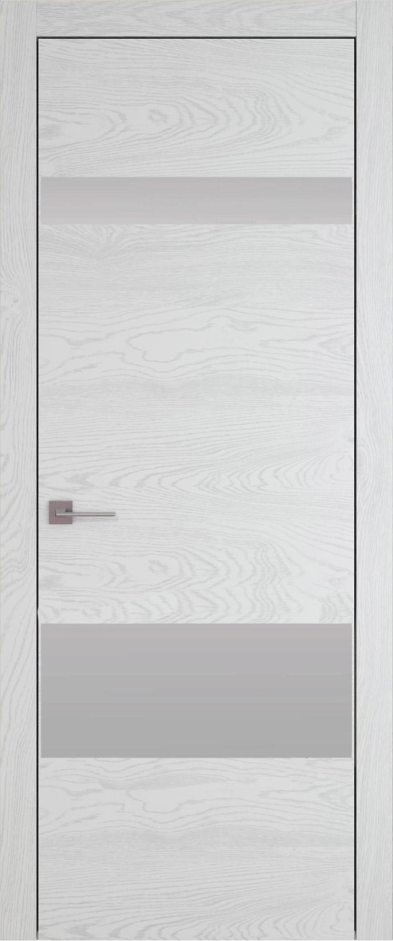 Tivoli К-4 цвет - Белый ясень (шпон) Без стекла (ДГ)