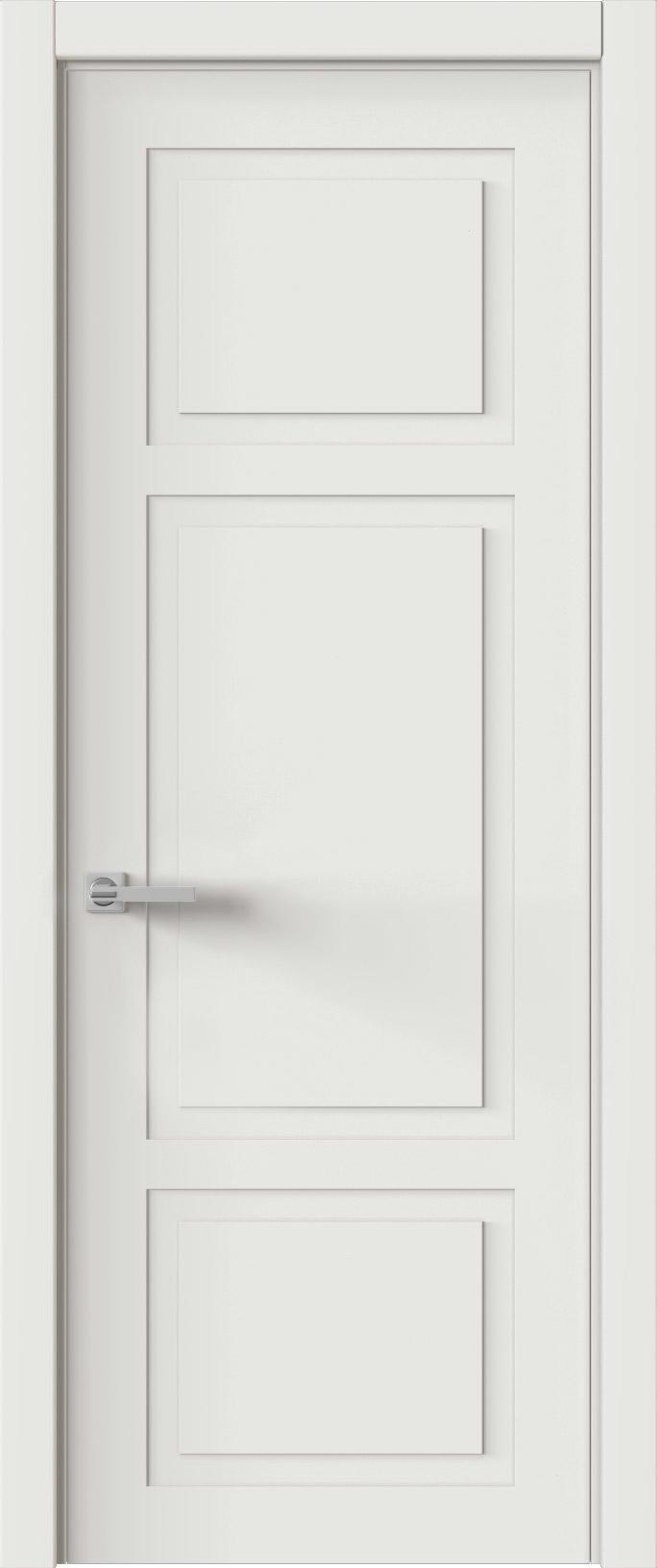 Tivoli К-5 цвет - Белая эмаль (RAL 9003) Без стекла (ДГ)