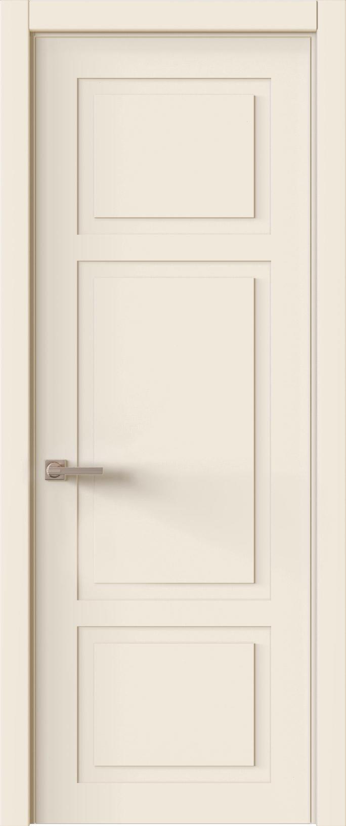 Tivoli К-5 цвет - Бежевая эмаль (RAL 9010) Без стекла (ДГ)