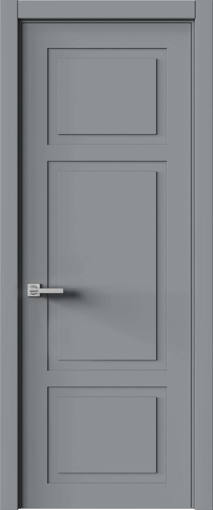 Tivoli К-5 цвет - Серебристо-серая эмаль (RAL 7045) Без стекла (ДГ)