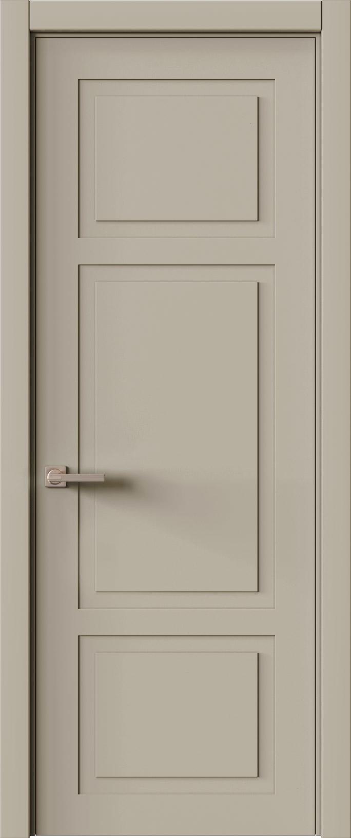 Tivoli К-5 цвет - Серо-оливковая эмаль (RAL 7032) Без стекла (ДГ)