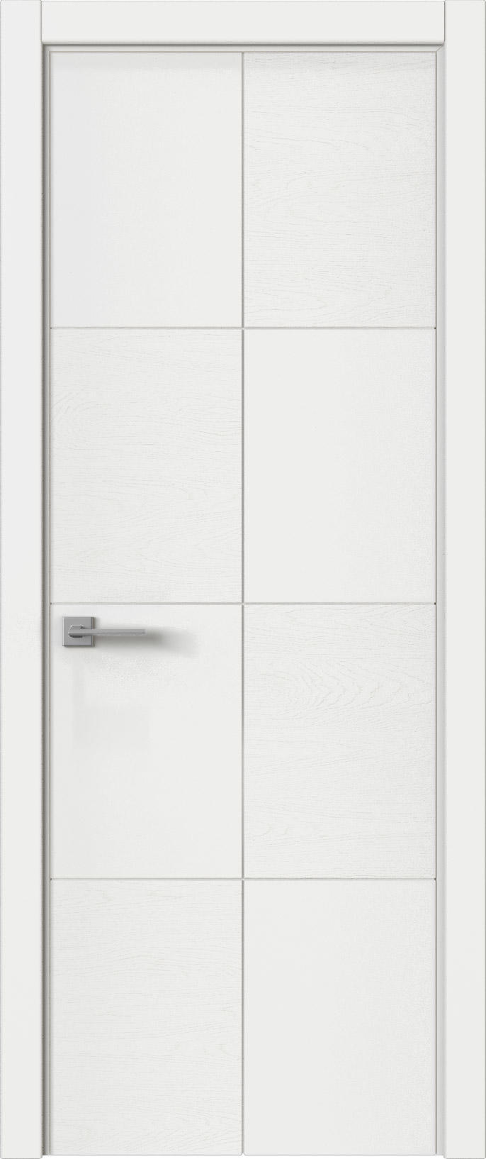 Tivoli Л-2 цвет - Белая эмаль-эмаль по шпону (RAL 9003) Без стекла (ДГ)