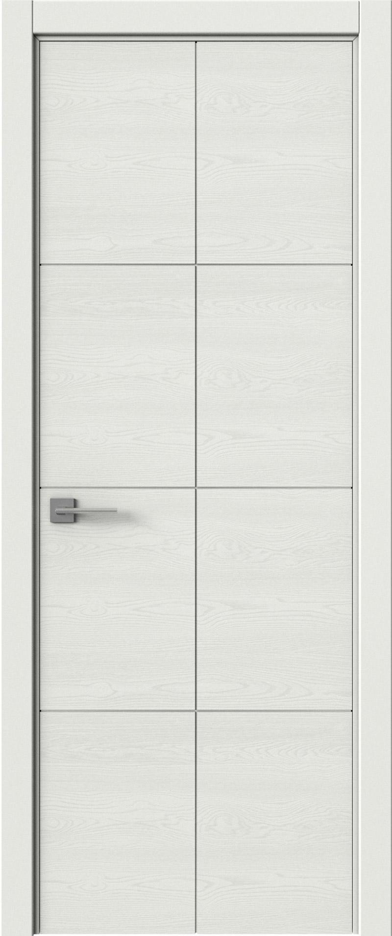 Tivoli Л-2 цвет - Белая эмаль по шпону (RAL 9003) Без стекла (ДГ)