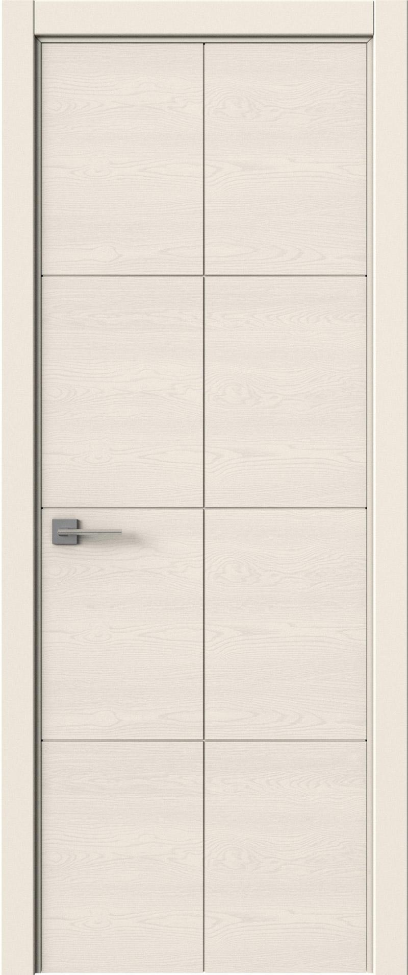 Tivoli Л-2 цвет - Бежевая эмаль по шпону (RAL 9010) Без стекла (ДГ)