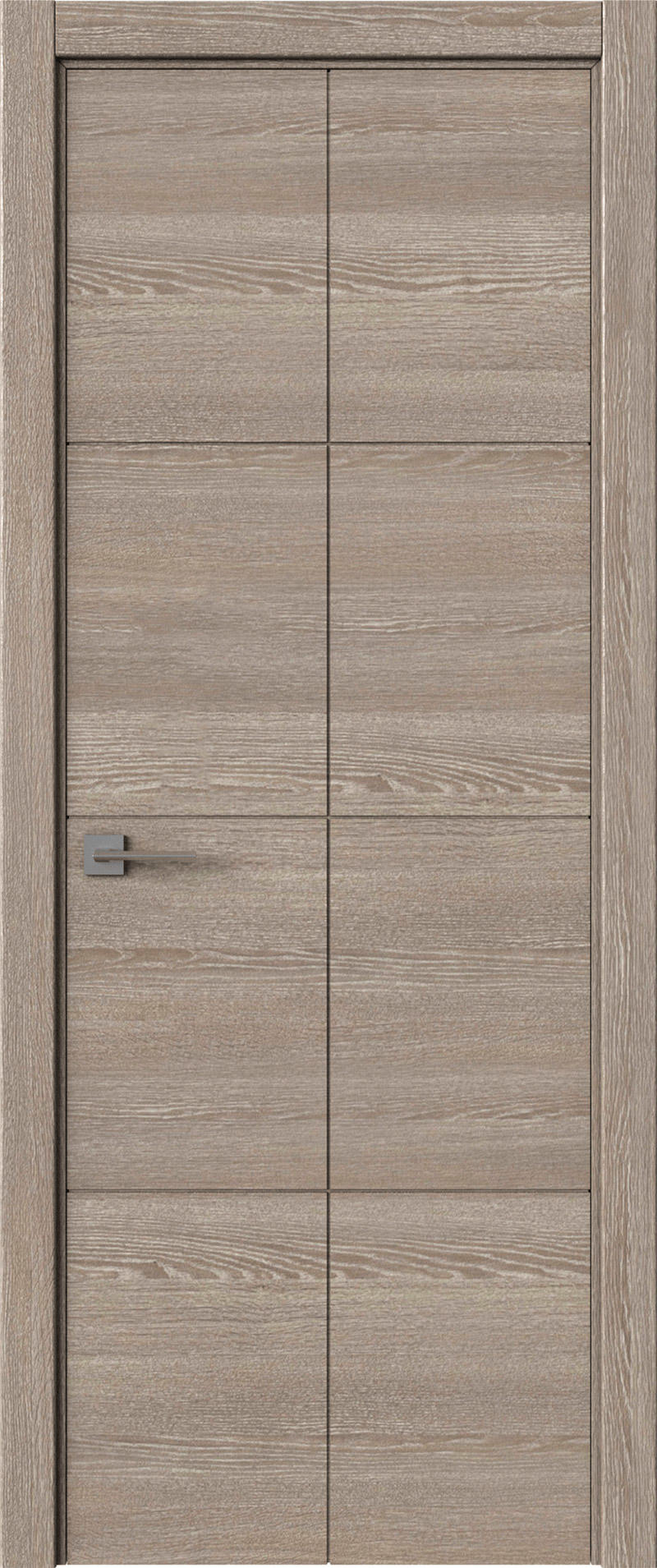 Tivoli Л-2 цвет - Серый дуб Без стекла (ДГ)