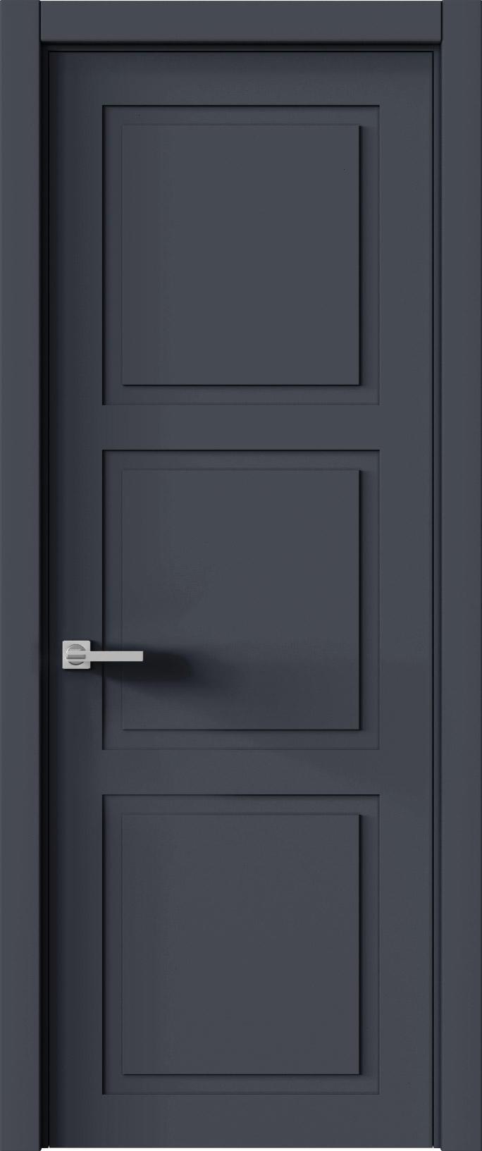 Tivoli Л-5 цвет - Графитово-серая эмаль (RAL 7024) Без стекла (ДГ)