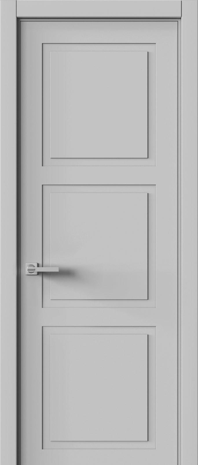 Tivoli Л-5 цвет - Серая эмаль (RAL 7047) Без стекла (ДГ)