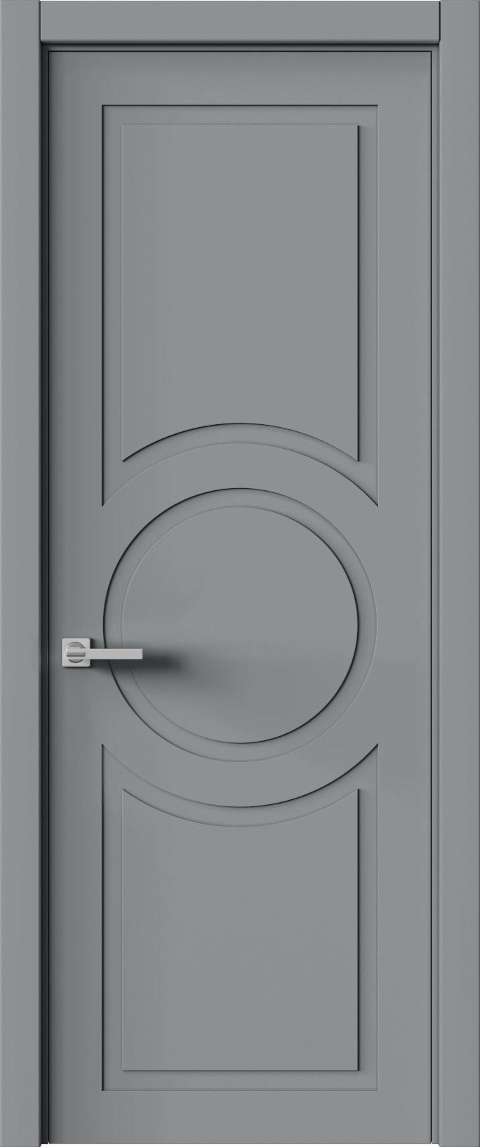 Tivoli М-5 цвет - Серебристо-серая эмаль (RAL 7045) Без стекла (ДГ)