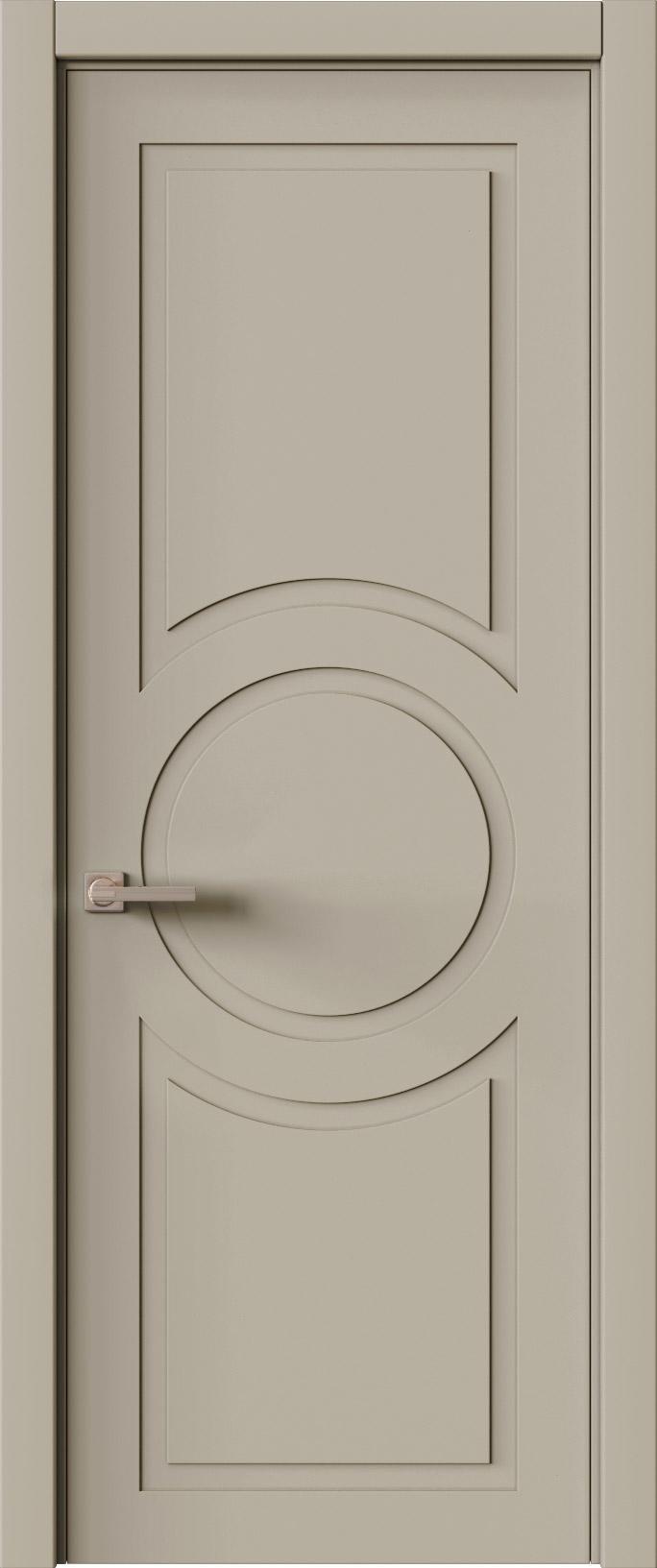Tivoli М-5 цвет - Серо-оливковая эмаль (RAL 7032) Без стекла (ДГ)