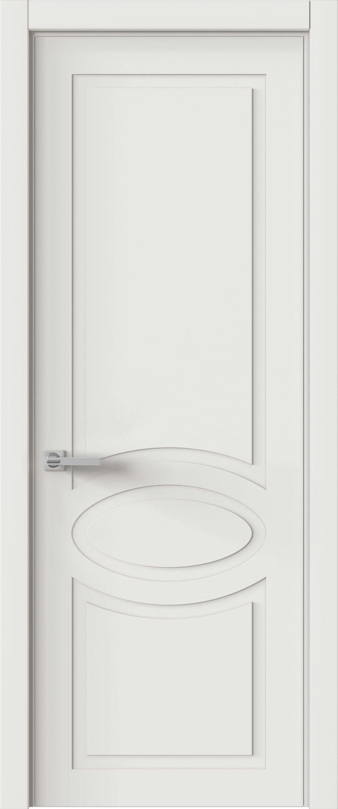 Tivoli Н-5 цвет - Белая эмаль (RAL 9003) Без стекла (ДГ)