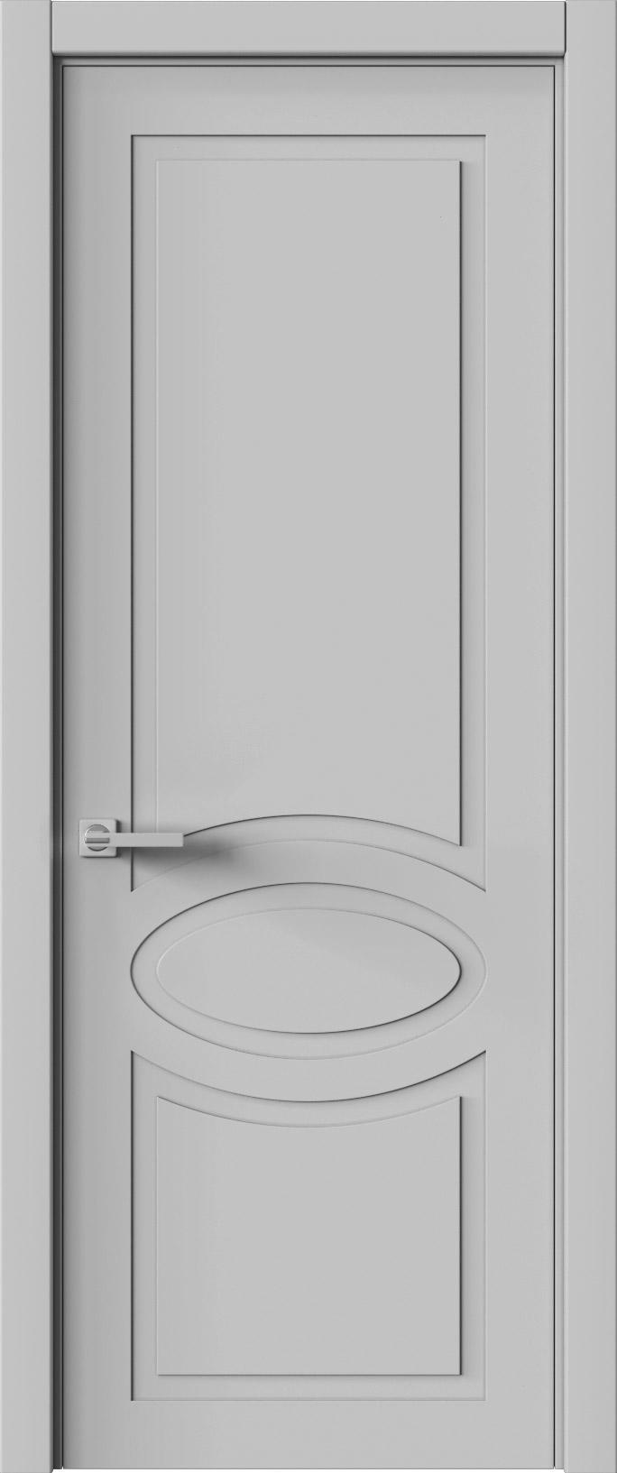 Tivoli Н-5 цвет - Серая эмаль (RAL 7047) Без стекла (ДГ)