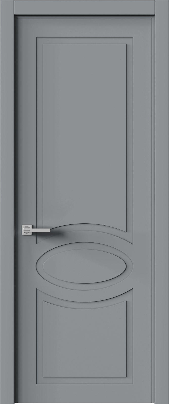 Tivoli Н-5 цвет - Серебристо-серая эмаль (RAL 7045) Без стекла (ДГ)