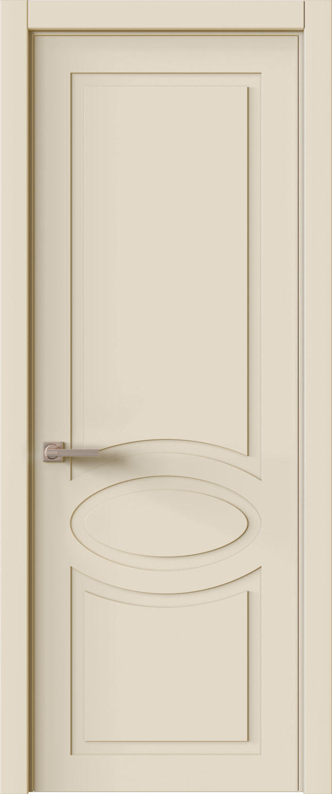Tivoli Н-5 цвет - Жемчужная эмаль (RAL 1013) Без стекла (ДГ)