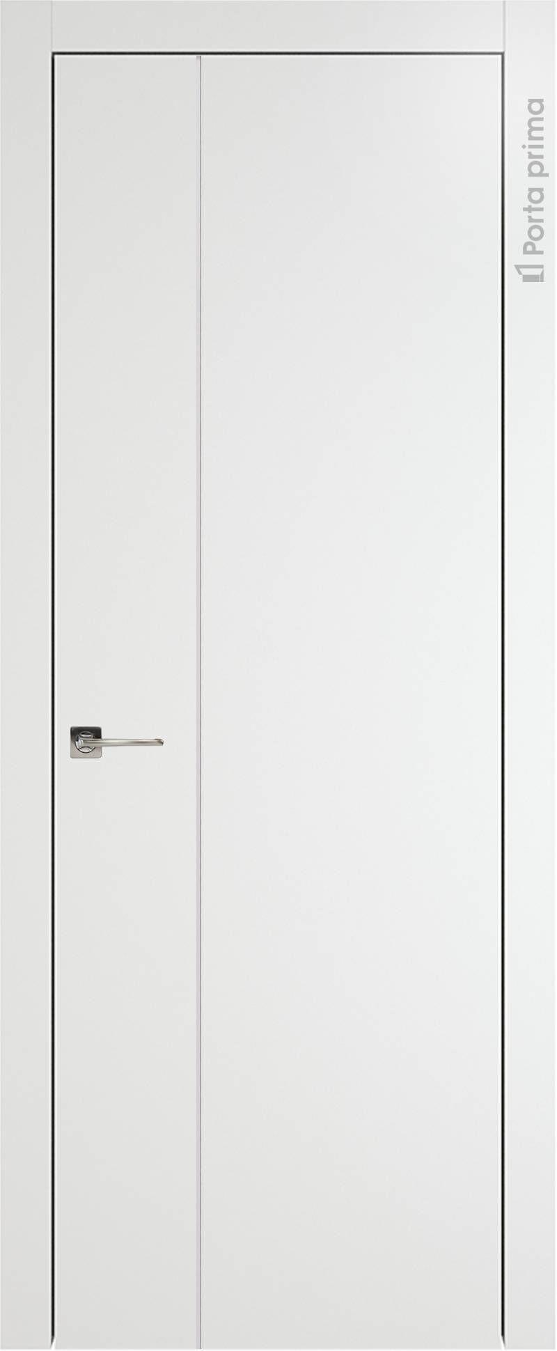 Tivoli В-1 цвет - Белая эмаль (RAL 9003) Без стекла (ДГ)