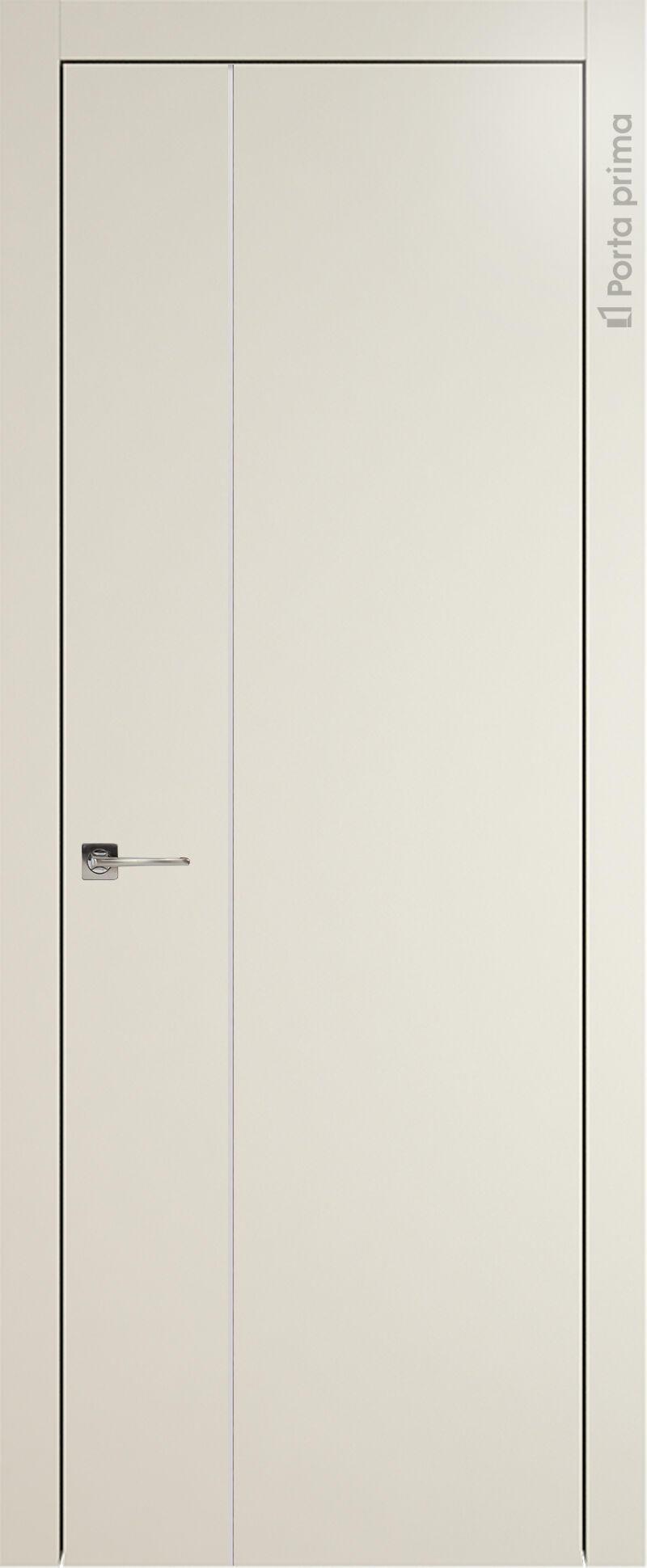 Tivoli В-1 цвет - Жемчужная эмаль (RAL 1013) Без стекла (ДГ)
