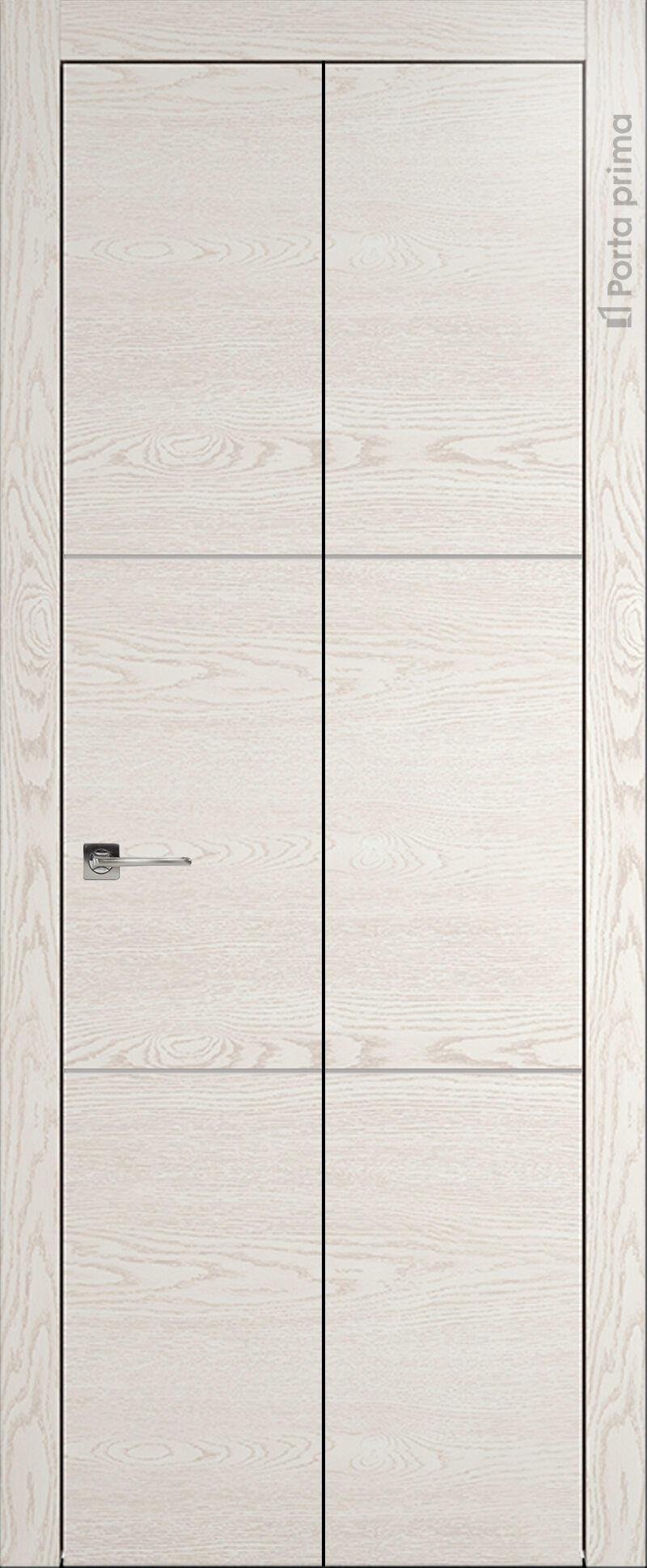 Tivoli В-2 Книжка цвет - Белый ясень Без стекла (ДГ)