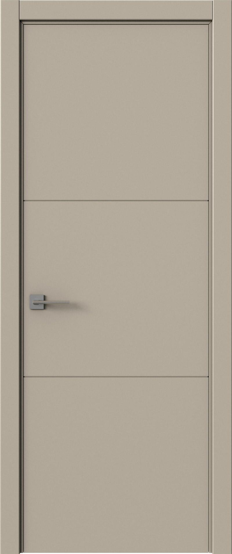 Tivoli В-2 цвет - Серо-оливковая эмаль (RAL 7032) Без стекла (ДГ)