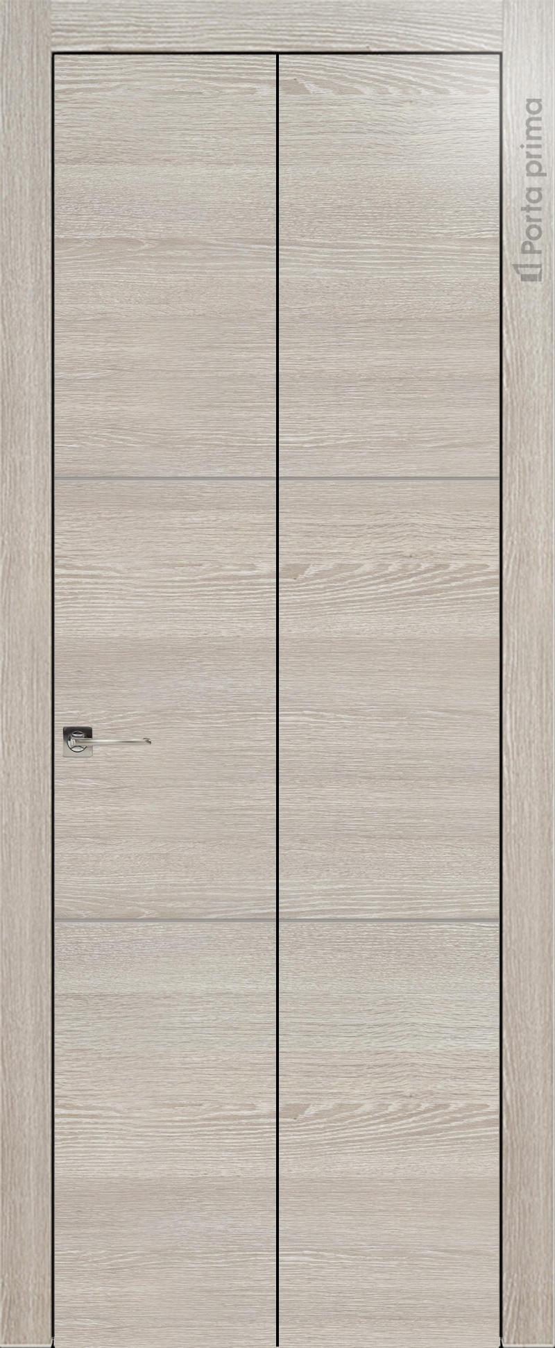 Tivoli В-2 Книжка цвет - Серый дуб Без стекла (ДГ)