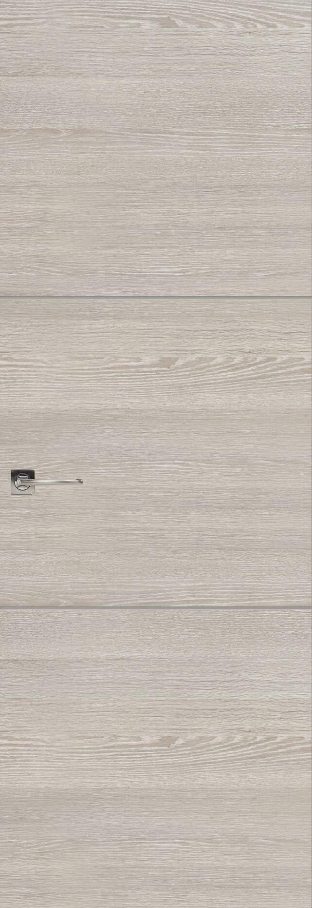 Tivoli В-2 Невидимка цвет - Серый дуб Без стекла (ДГ)