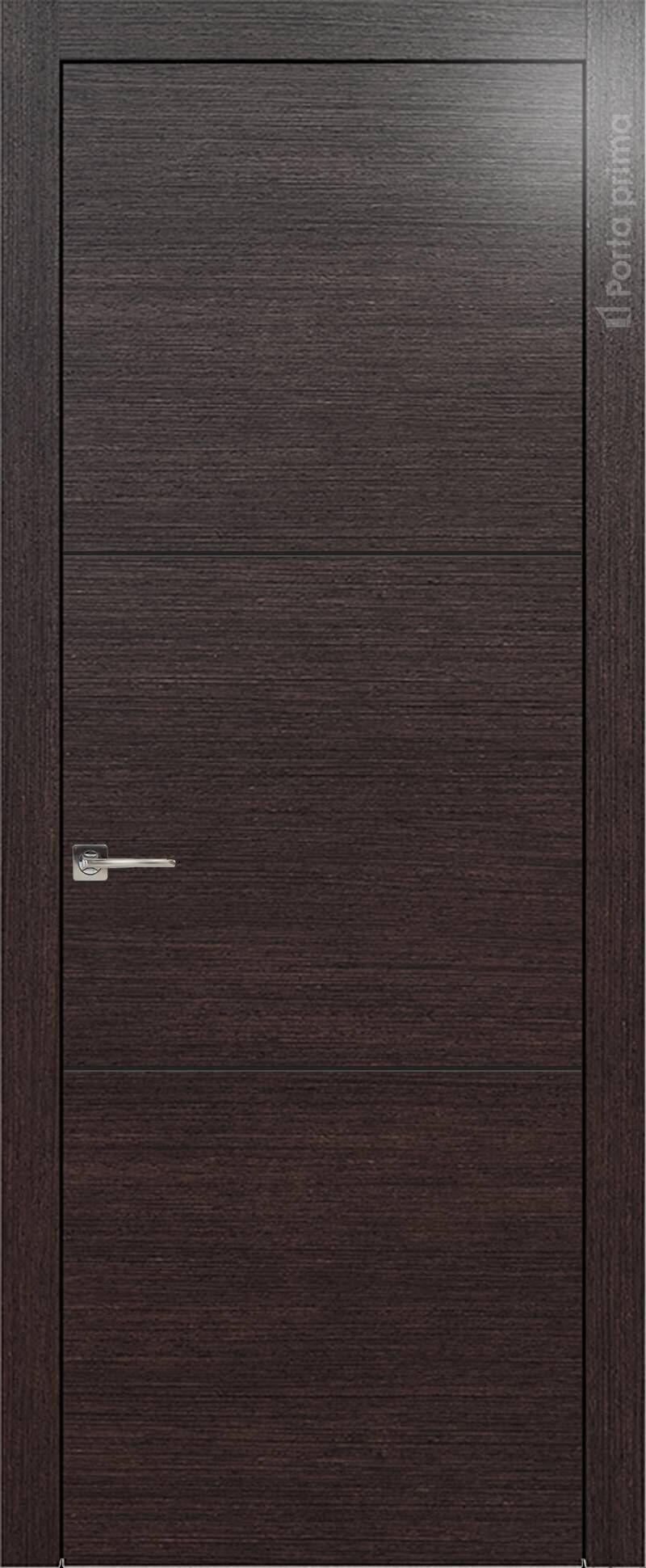 Tivoli В-2 цвет - Венге Шоколад Без стекла (ДГ)